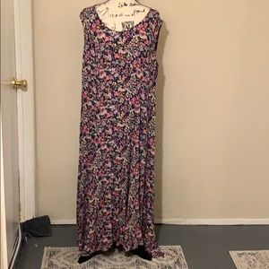 Woman Within size Large summer dress
